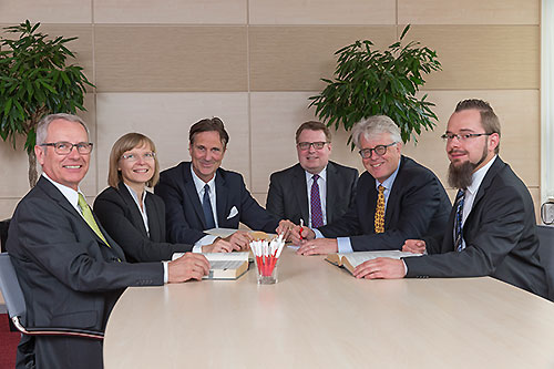 The WW+KN management plans together the future after the retirement of managing partner Gerhard Wagner