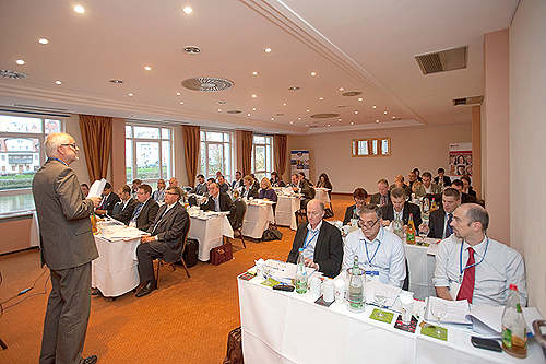 The next annual TRA meeting will be held in Regensburg, Germany, in 2014.